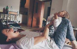 Baby at home? 8 tiny daily parenting wins that forever make our day