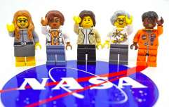 Why one incredible Lego set is about to inspire the next generation of female scientists
