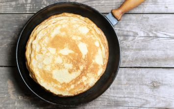 VIDEO: These pancake-flipping trickshots are the absolute business