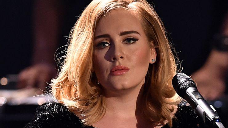 Adele pulls firework displays from concerts after debris falls on her son