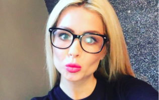 Nicola McLean speaks out about rare condition that has damaged her eyesight