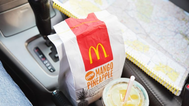 McDonald's could be about to introduce a DELIVERY SERVICE