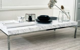 How you can DIY this gorgeous marble coffee table for less than a tenner