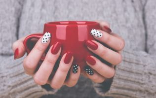 Say goodbye to smudged nails with this GENIUS drying trick