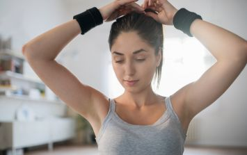 The hair hack that makes gym days SO much easier