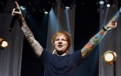 A one-day only Ed Sheeran pop-up shop is opening in Dublin today