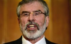 Gerry Adams to announce retirement as Sinn Féin president today