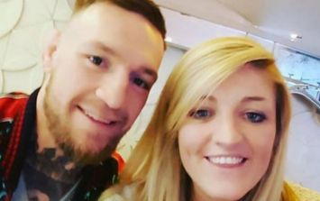 EXCLUSIVE Conor McGregor is out in Dublin... and we have photos!