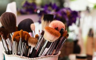 This make-up brush cleaning hack will save you SO much time