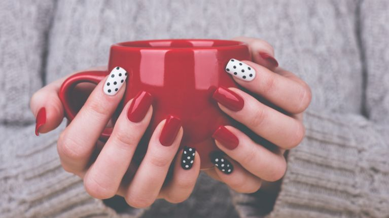 A salon in Dublin has a monthly manicure offer that's going to come in VERY handy