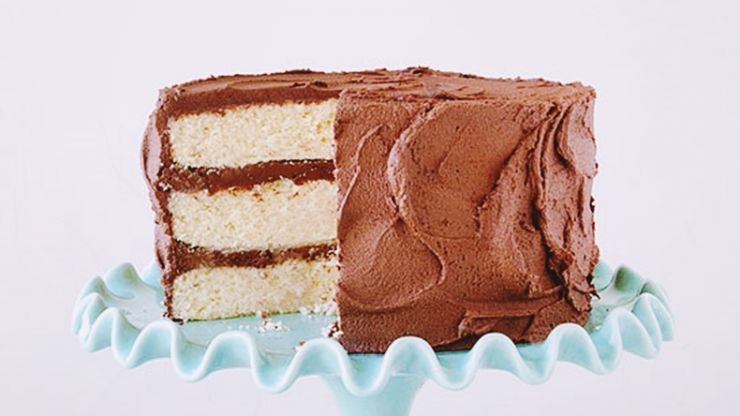 This is the ONLY birthday cake recipe you'll ever need