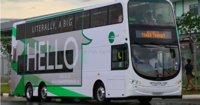 Sick of that smelly morning commute? 'Signature scent' buses are now a thing