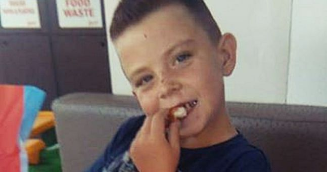 One tremendous act of generosity from a stranger could save this little boy's life