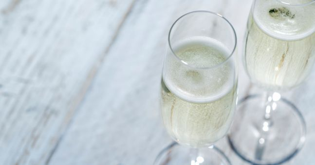 You can now get prosecco nail varnish, but it's a bit weirder than you think