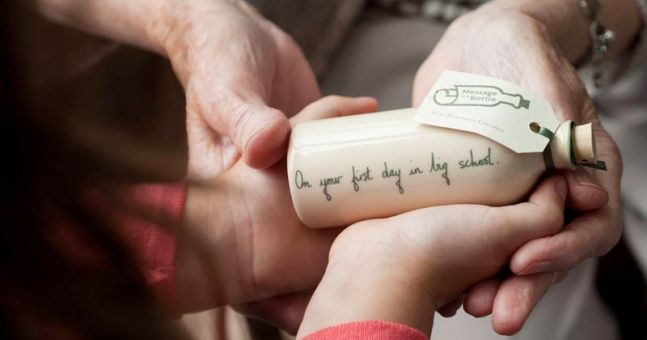 These special bottles offer the sweetest connection to the people you love