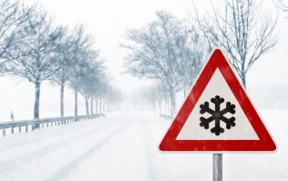 Met Éireann have updated the snow weather warning and it's not good news