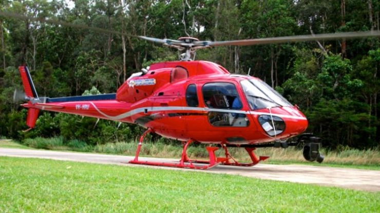 BREAKING Missing helicopter wreckage found along with five bodies