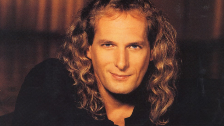 Big ballads and even bigger hair... Michael Bolton is coming to Dublin