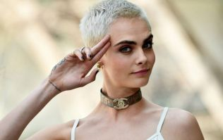Cara Delevingne debuts another new hairstyle... and we LOVE this one