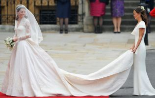 These are the exact shoes Kate Middleton wore on her wedding day