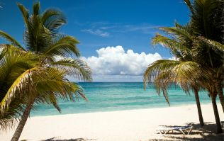 Mexico: A honeymoon couple's paradise and escape from the world