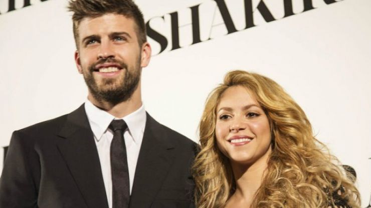 Love Is Dead Shakira And Her Husband Gerard Have Reportedly Split Her Ie