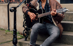Cork busker was shocked to see this famous singer in the crowd