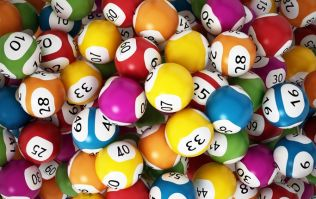 Viewers spotted something very odd about last night's Irish Lottery draw