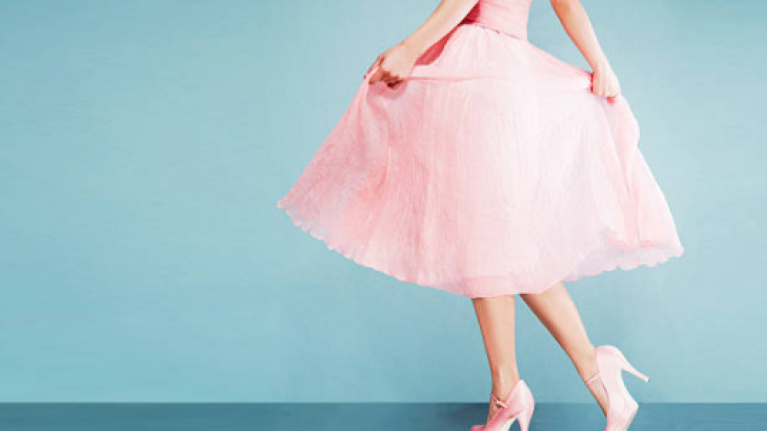 pink is often stereotypically seen as a girly colour - Girly Pictures To Colour In