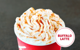Buffalo-flavoured lattes are now a thing and we've very confused