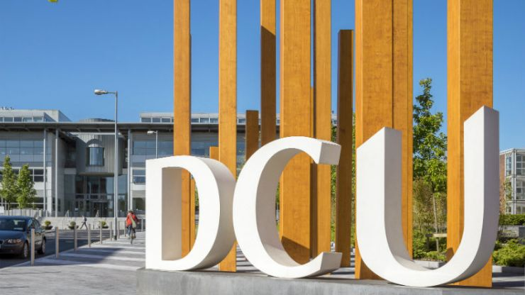 DCU tweeted the Taoiseach asking about the storm and it's very funny