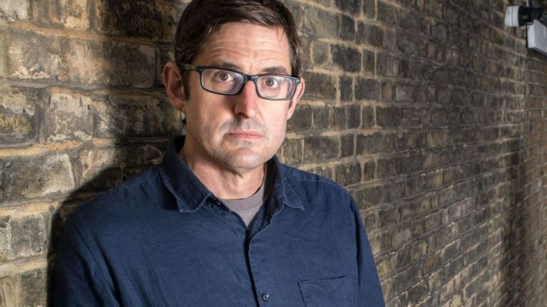 Twitter couldn't get over how Louis Theroux greeted this pimp on Dark States