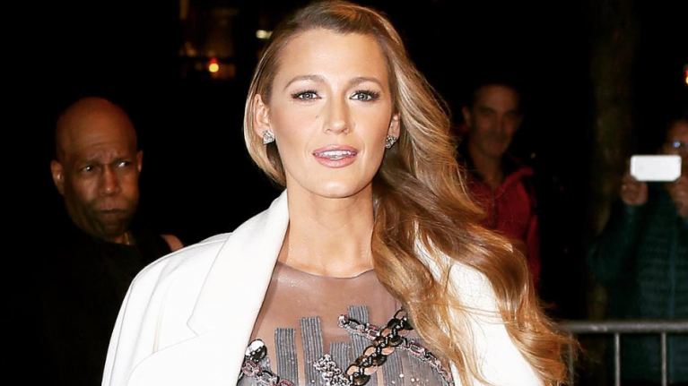 We're dying to get our hands on Blake Lively's Victoria Secret workout gear