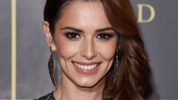 Cheryl sent a sweet message to Khloe after her announcement