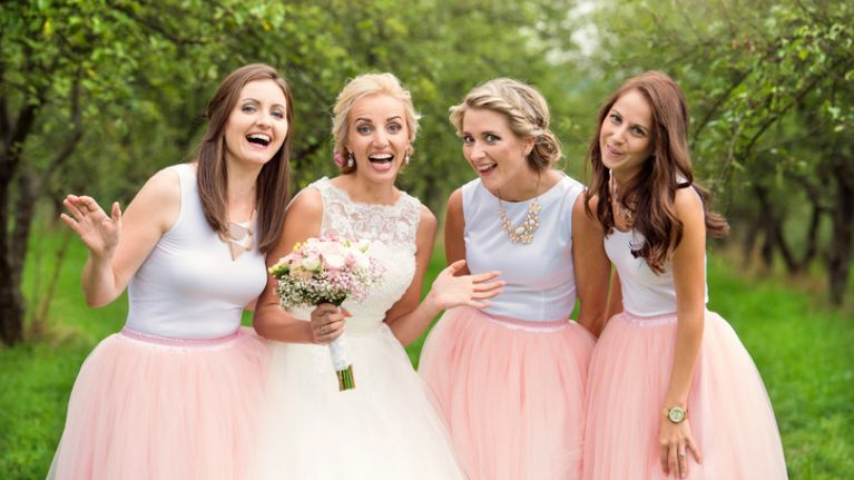 Bride Shares Ridiculous Request Bridesmaid Made At Her