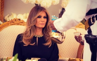 People are absolutely convinced Melania Trump has a body double