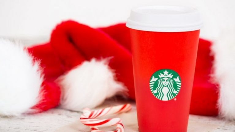 The Starbucks Christmas cup is getting an entirely new look this year