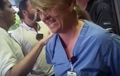 Cop fired for roughly handcuffing and dragging nurse out of hospital