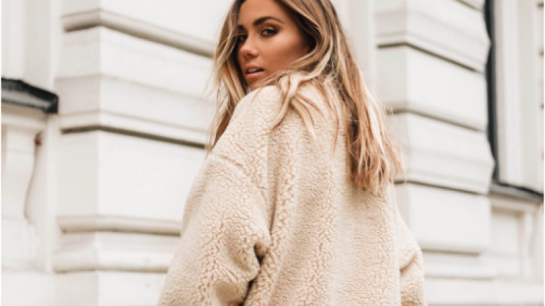 This season it's all about the teddy coat and here are eight we adore