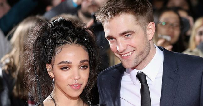 Nooo! Rob Pattinson and FKA Twigs have split after three years together