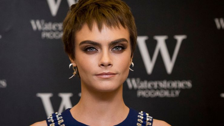 Cara Delevingne has accused Harvey Weinstein of sexual harassment