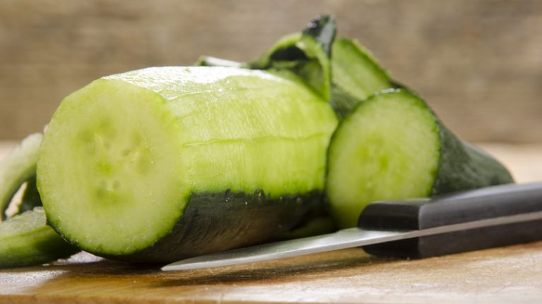 We have 20 questions about the cucumber vagina cleanse