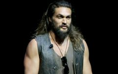Jason Momoa just shaved off his beard and we're about to faint