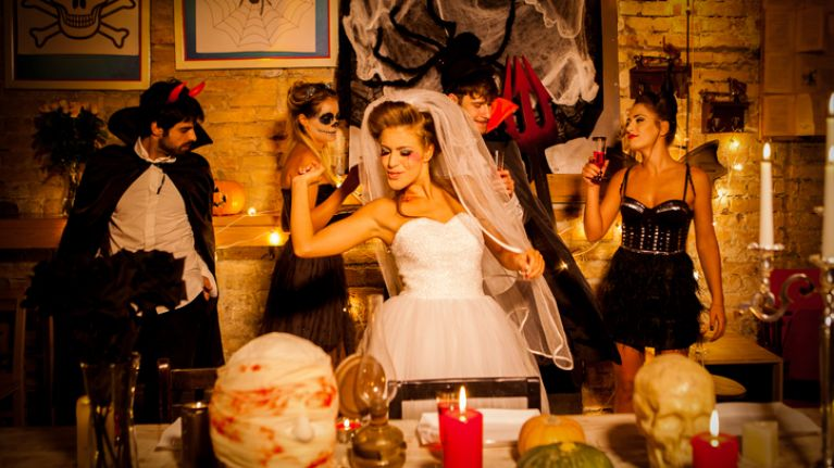 Women wearing these Halloween costumes are more likely to cheat