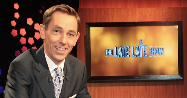 There's something for everyone on tonight's Late Late