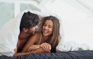 Doing this in front of your partner means you're in a good place (it's gross)