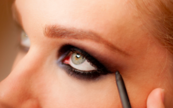 This Halloween eyeliner will add the perfect amount of spook to your style