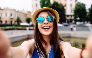 This girl's hilarious travel selfies are every girl on Snapchat ever