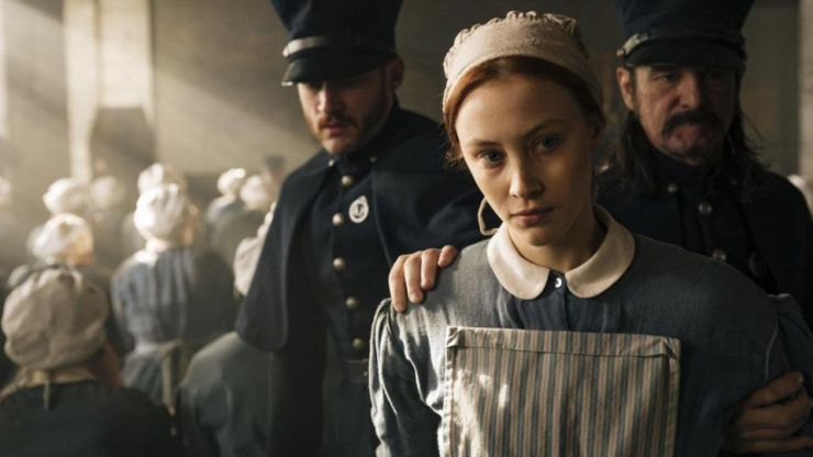 Here's everything we know about Netflix's new series Alias Grace