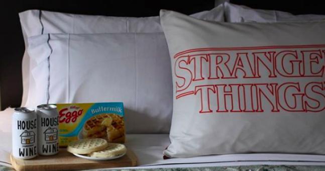 New York hotel offering Stranger Things rooms to binge the new season